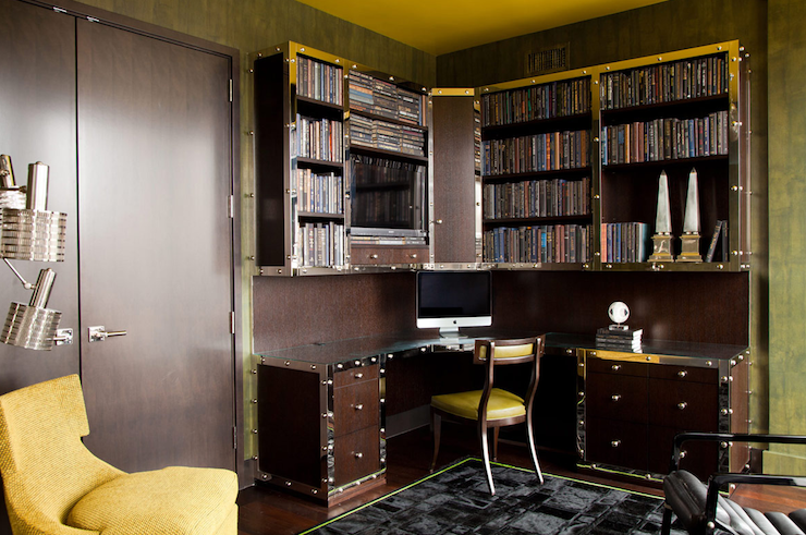 Mad Men Style Office