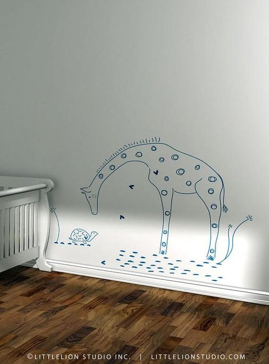 Kids Wall Decal Lion King Crown By LeoLittleLion On Etsy - Lion king nursery wall decals