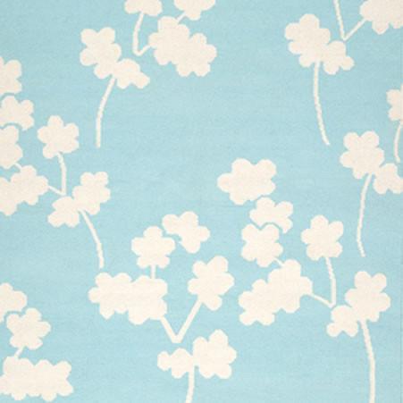Jill Rosenwald Studio - Floral : Sky Blue
