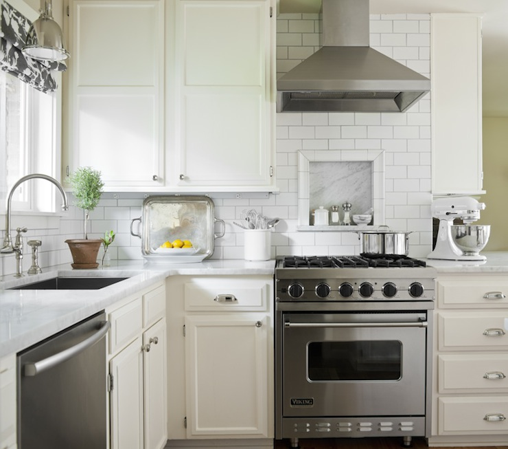 1000 Ideas About L Shaped Kitchen On Pinterest: White Dove Cabinets
