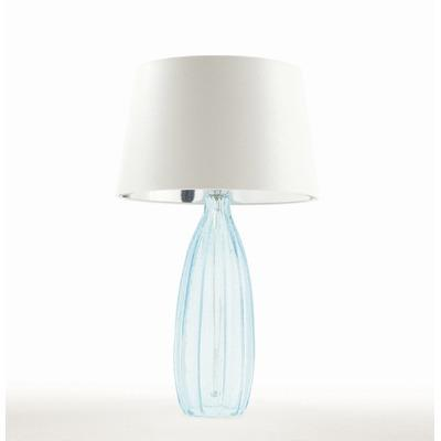 Arteriors bexley aqua glass lamp wayfair