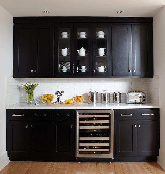 Black Cabinets Design Ideas