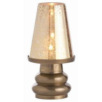 ARTERIORS Home Anejo Glass / Brass Votive Holder, Wayfair