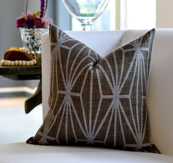 kelly listing pillows graffito onyx beige pillow wearstler cover il on
