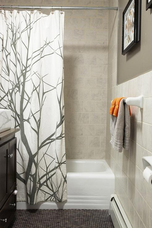 Sponge Painting Design Ideas For Bathroom ~ Gray bathroom paint color contemporary