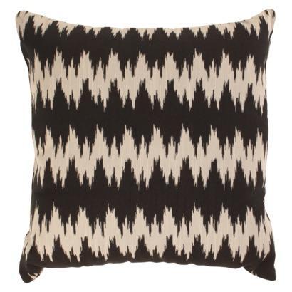 gopala throw pillow blackgray target - Decorative Pillows Target