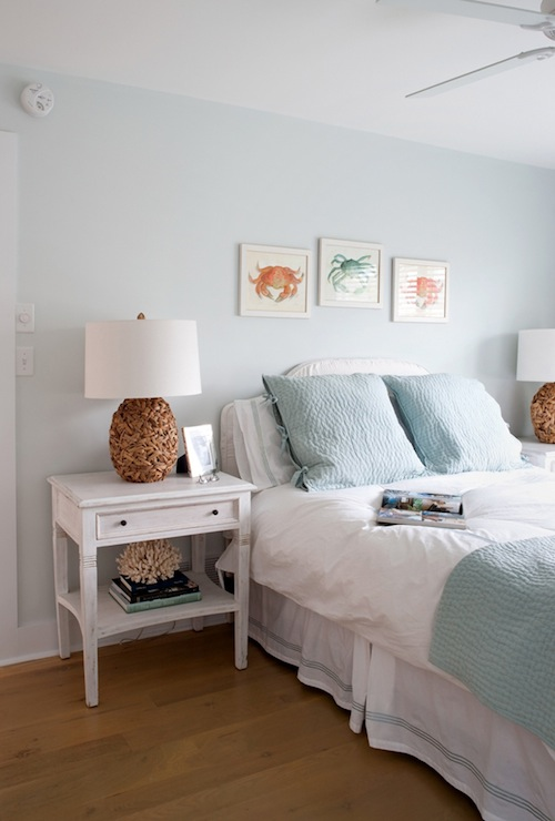 blue paint color contemporary bedroom farrow ball pale powder