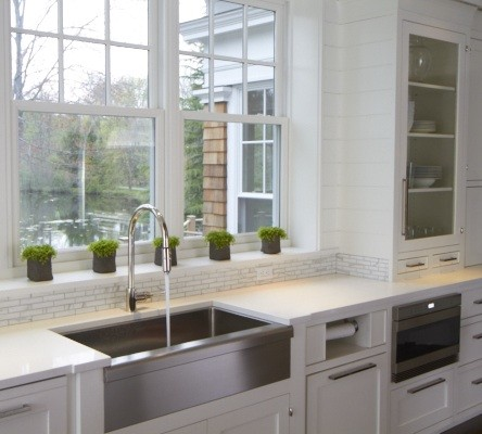 Blizzard Quartz Countertops Design Ideas - Caesarstone blizzard countertop