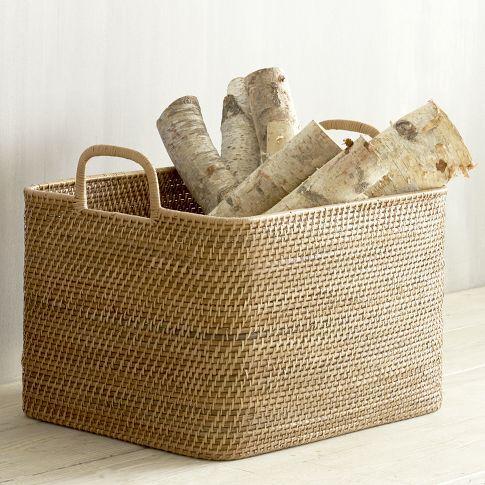 decorative wall baskets west elm.htm modern weave oversized storage bin west elm  modern weave oversized storage bin