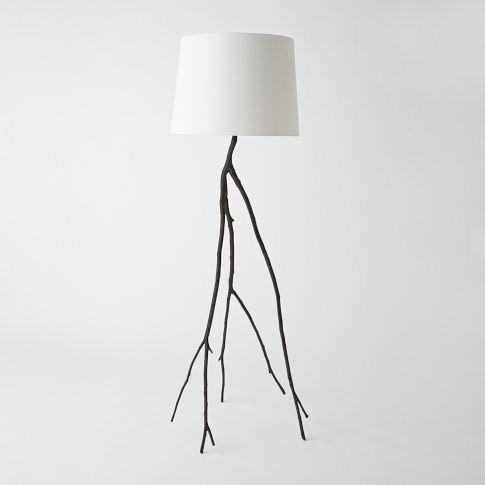 Modern Branch Floor Lamp