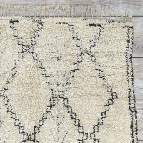 Popular Found Moroccan Berber Rug - 15 Diamonds - west elm CS22
