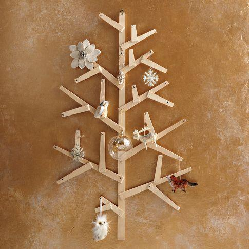 Wooden Wall Tree West Elm