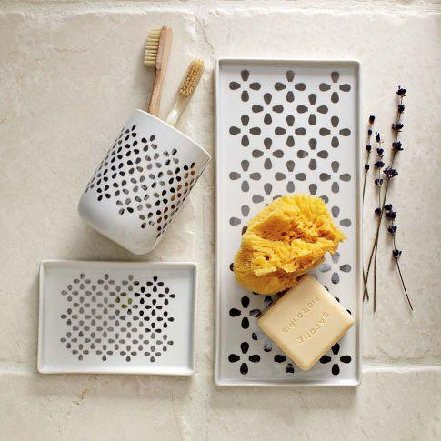 Bathroom Accessories West Elm bath accessories - west elm
