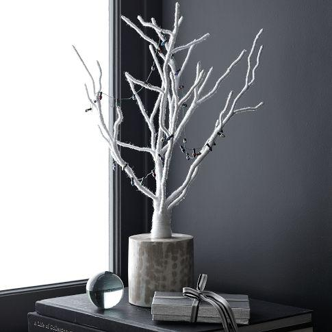 Yarn-Wrapped Tree