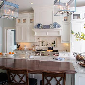 Kitchen Island with Breakfast Bar, Traditional, kitchen, Gardiner and Larson Homes