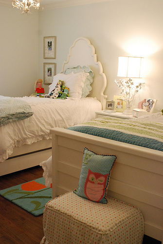 Whimsical Girls Room Transitional Girl S Room While