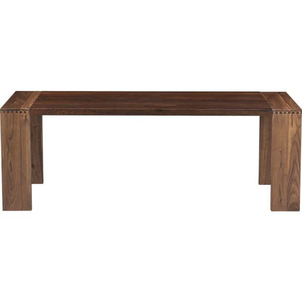 Dining Table - Crate and Barrel
