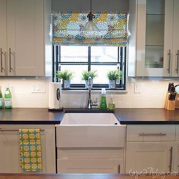 Ikea Domsjo Sink, Cottage, kitchen, Cape 27