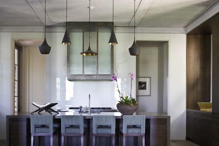 Thomas Dixon Beat Lights - Modern - kitchen - Thomas Hamel
