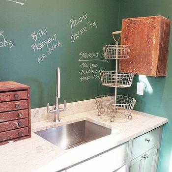 Vintage Wall Laundry Room Faucet Design Ideas