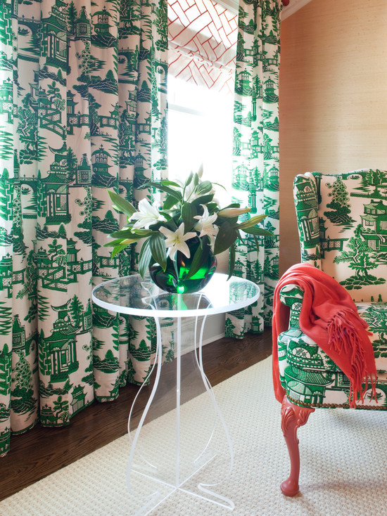 best Green Transferware Toile images on Pinterest
