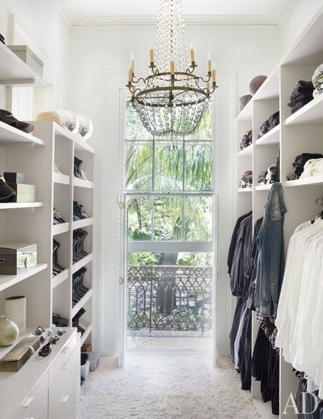 walk in closet shelves french closet architectural. Black Bedroom Furniture Sets. Home Design Ideas