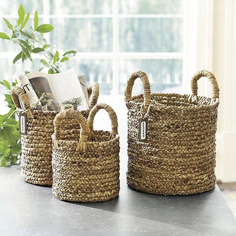 Set Of 3 Marisol Baskets Ballard Designs