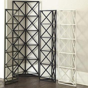 Phillippe Corner Shelf, Ballard Designs
