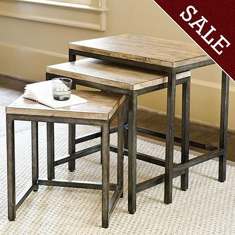 Durham Nesting Tables   Ballard Designs