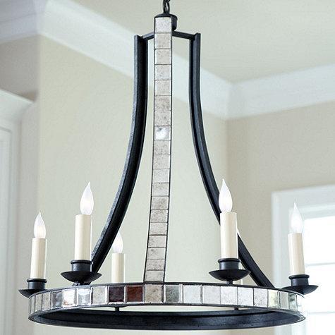 maurelle chandelier ballard designs