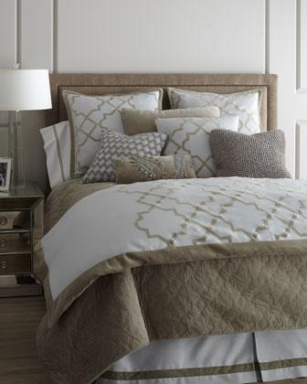 alhambra bed linens neiman marcus. Black Bedroom Furniture Sets. Home Design Ideas