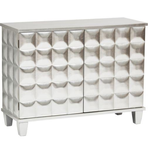 Leah 2 Door Accent Cabinet I High Fashion Home
