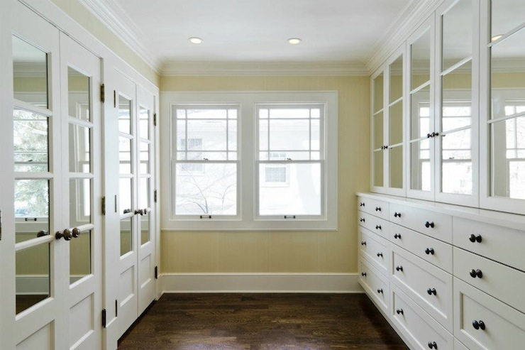 Master Bedroom Closet - Traditional - closet - Cameo Homes