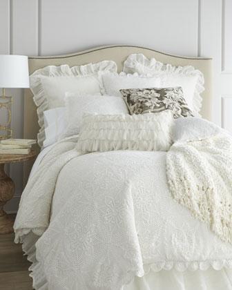 Crochet Bed Linens Neiman Marcus
