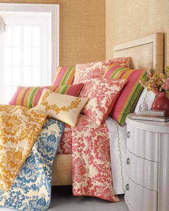 Lorraine Quilted Bedding Ballard Designs