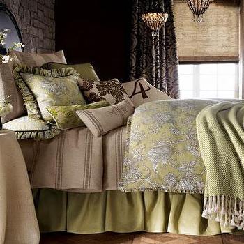 Spring Garden Bed Linens, Neiman Marcus