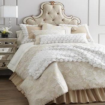 Crochet Bed Linens - Neiman Marcus