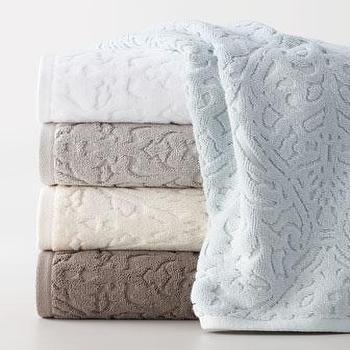 Firenze Towels, Neiman Marcus