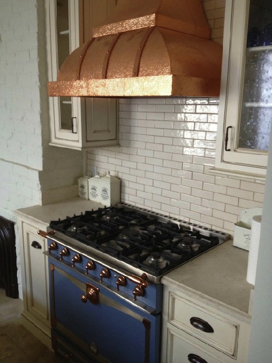 Vintage Copper Kitchen Sink