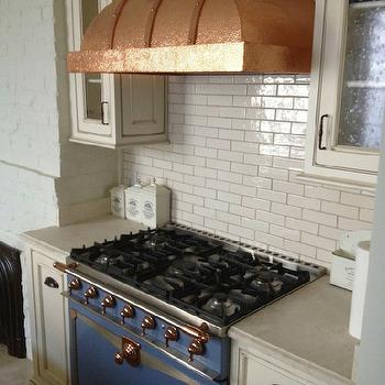 Copper Kitchen Hood Eclectic Kitchen Roughan