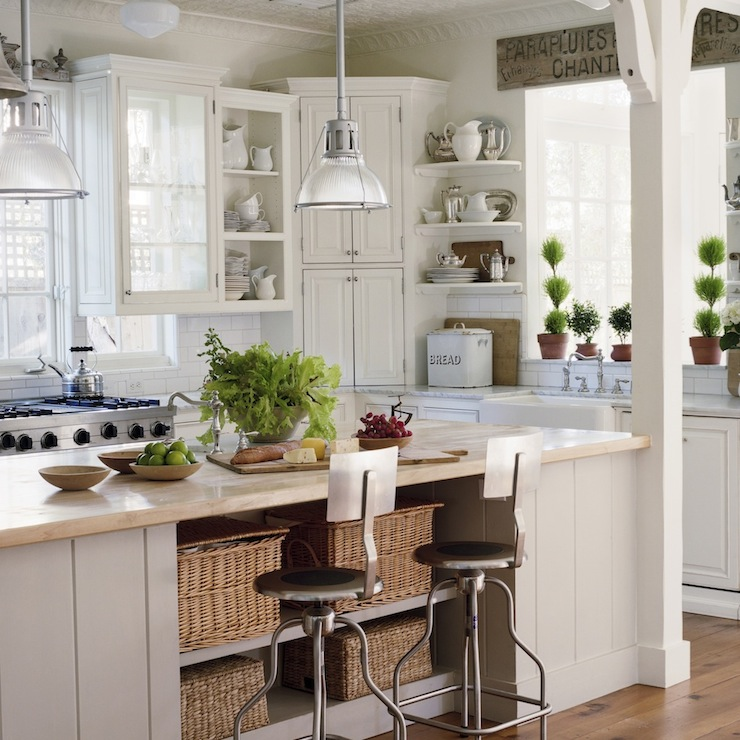 Beautiful Country Kitchen Pictures Photos And Images For Facebook Tumblr Pinterest And Twitter: Kitchen Island Storage