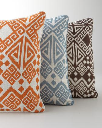 Tangier Accent Pillows Neiman Marcus