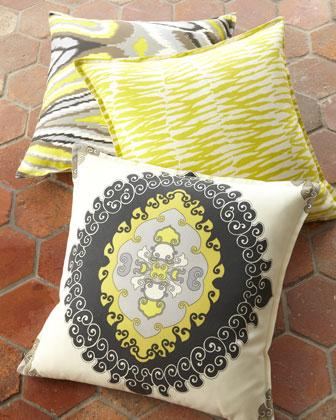 Outdoor Accent Pillows Neiman Marcus