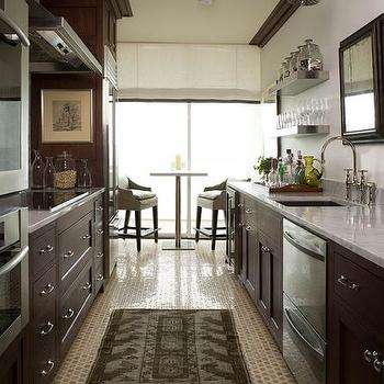 Cherry Kitchen Cabinets Traditional Kitchen 346 Living