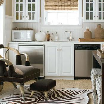 Kitchenette, Contemporary, kitchen, At Home in Fairfield County