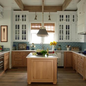 Beech Kitchen Cabinets Design Ideas