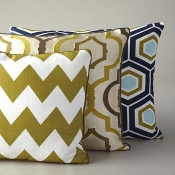 Geometric Pillows, Neiman Marcus
