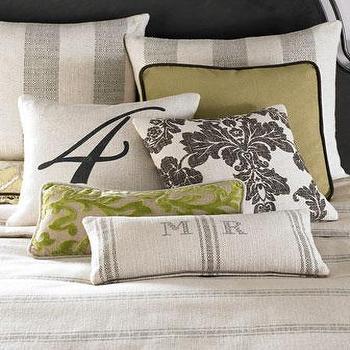 Spring Garden Pillows, Neiman Marcus