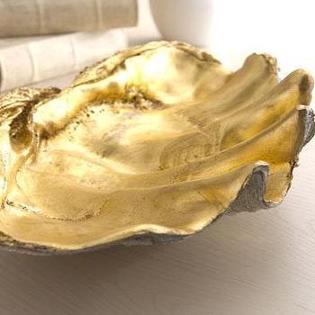 Golden Shell Bowl, Neiman Marcus