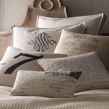 French Laundry Pillows, Neiman Marcus